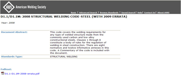 Aws Subscription American Welding Society